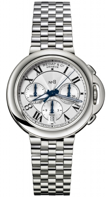 Bedat No. 8 Ladies Chronograph 830.011.101
