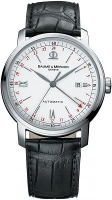 Baume & Mercier Classima Executives Automatic GMT 8462