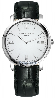 Baume & Mercier Classima Executives Quartz 8485