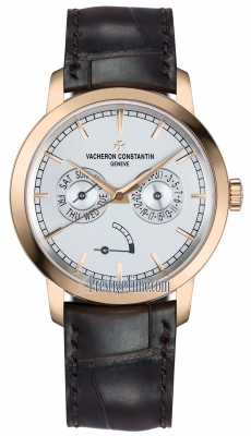 Vacheron Constantin Traditionnelle Day Date Power Reserve 39.5mm 85290/000r-9969