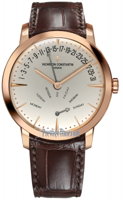 Vacheron Constantin Patrimony Bi-Retrograde Day Date 42.5mm 86020/000r-9239