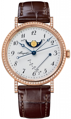 Breguet Classique Moonphase Power Reserve 36mm 8788br/29/986.dd00