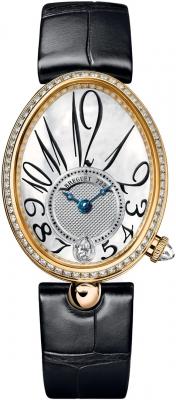 Breguet Reine de Naples Automatic Ladies 8918ba/58/964/d00d3L