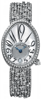 Breguet Reine de Naples Automatic Ladies 8918bb/58/j31.d0dd