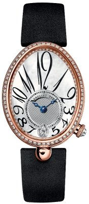 Breguet Reine de Naples Automatic Ladies 8918br/58/864.d00d