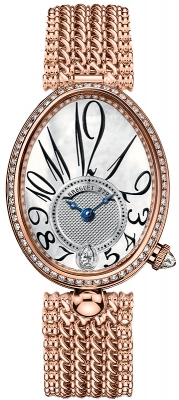 Breguet Reine de Naples Automatic Ladies 8918br/58/j20.d000