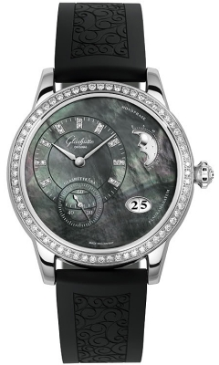 Glashutte Original PanoMaticLunar Ladies 90-12-02-12-04