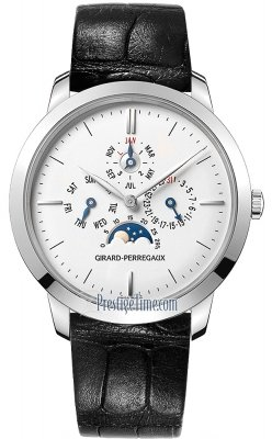 Girard Perregaux 1966 Perpetual Calendar 90535-53-131-bk6a