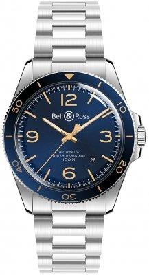 Bell & Ross BR V2-92 BRV292-BU-G-ST/SST