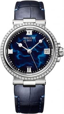 Breguet Marine Automatic 33.8mm 9518st/e2/984/d000