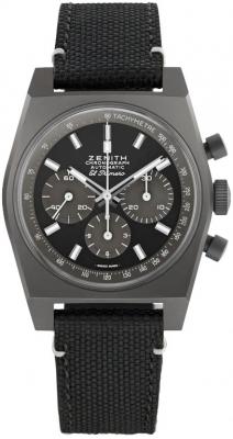Zenith Chronomaster Revival El Primero 37mm 97.t384.4061/21.c822