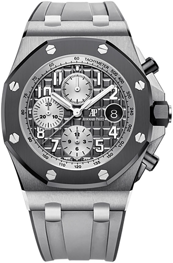 78f34338742 26470io.oo.a006ca.01 Audemars Piguet Royal Oak Offshore Chronograph ...