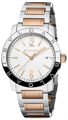Bulgari BVLGARI BVLGARI Automatic 39mm bb39wspgd