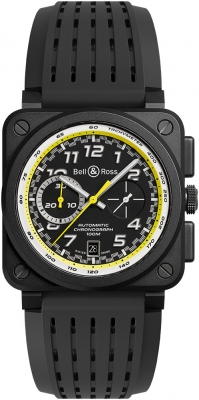 Bell & Ross BR03-94 Chronograph 42mm BR0394-RS20/SRB