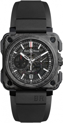 Bell & Ross BR-X1 Chronograph 45mm BRX1-CE-CF-BLACK