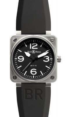 BR01-92 Steel Black