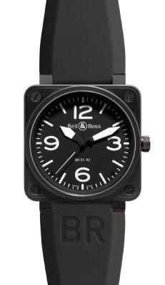Bell & Ross BR01-92 Automatic 46mm BR01-92 Carbon
