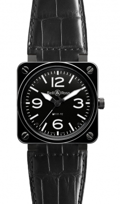 Bell & Ross BR01-92 Automatic 46mm BR01-92 Ceramic