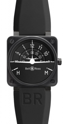 Bell & Ross BR01 Flight Intruments BR01-92 Turn Coordinator