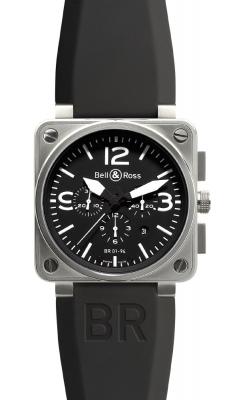 BR01-94 Steel Black
