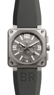 Bell & Ross BR01-94 Chronograph 46mm BR01-94 Pro Titanium