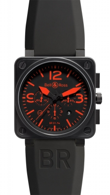 Bell & Ross BR01-94 Chronograph 46mm BR01-94 Red