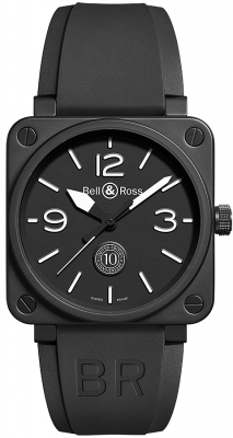 Bell & Ross BR01-92 Automatic 46mm BR0192-10TH-CE