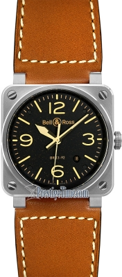 Bell & Ross BR03-92 Automatic 42mm BR03-92 Golden Heritage