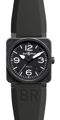 Bell & Ross BR03-92 Automatic 42mm BR03-92 Carbon