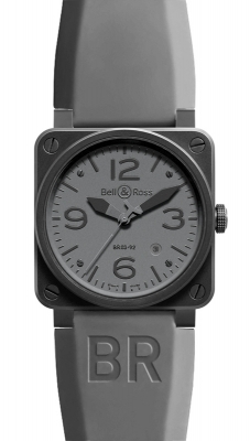 Bell & Ross BR03-92 Automatic 42mm BR03-92 Commando