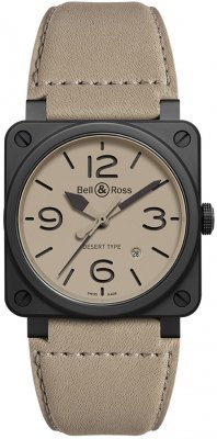 Bell & Ross BR03-92 Automatic 42mm BR0392-DESERT-CE