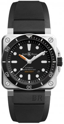 Bell & Ross BR03-92 Automatic 42mm BR0392-D-BL-ST/SRB