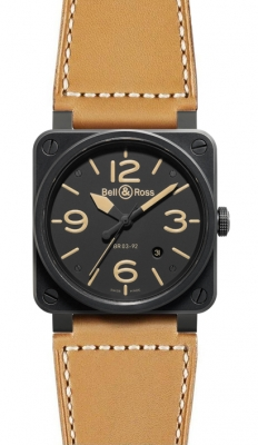 Bell & Ross BR03-92 Automatic 42mm BR03-92 Heritage