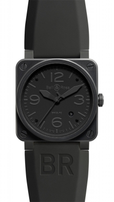 Bell & Ross BR03-92 Automatic 42mm BR03-92 Phantom