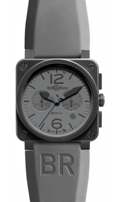 Bell & Ross BR03-94 Chronograph 42mm BR03-94 Commando