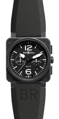 Bell & Ross BR03-94 Chronograph 42mm BR03-94 Carbon