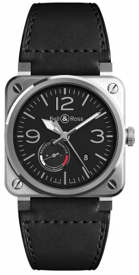 Bell & Ross BR03-92 Automatic 42mm BR0397-BL-SI/SCA/2