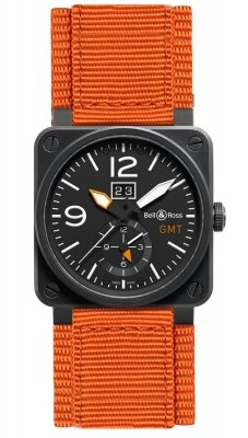 Bell & Ross BR03-51 GMT 42mm BR0351-GMT-CA