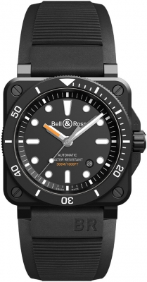 Bell & Ross BR03-92 Automatic 42mm BR0392-D-BL-CE/SRB