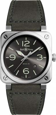 Bell & Ross BR03-92 Automatic 42mm BR0392-GC3-ST/SCA