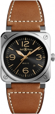 Bell & Ross BR03-92 Automatic 42mm BR0392-GH-ST/SCA