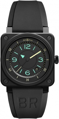 Bell & Ross BR03-92 Automatic 42mm BR0392-IDC-CE/SRB