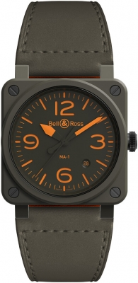 Bell & Ross BR03-92 Automatic 42mm BR0392-KAO-CE/SCA
