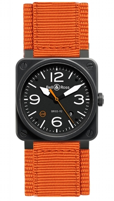 Bell & Ross BR03-92 Automatic 42mm BR0392-O-CA