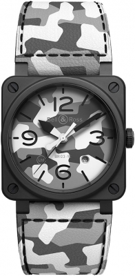 Bell & Ross BR03-92 Automatic 42mm BR0392-CG-CE/SCA