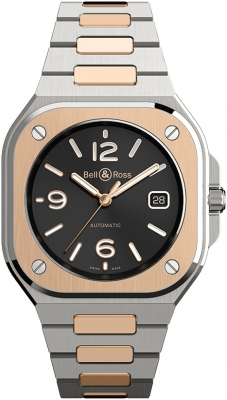 Bell & Ross BR 05 Automatic 40mm BR05A-BL-STPG/SSG