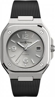 Bell & Ross BR 05 Automatic 40mm BR05A-GR-ST/SRB
