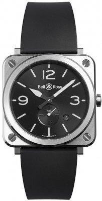 Bell & Ross BR S Quartz 39mm BRS-BLC-ST