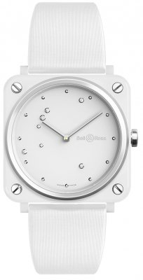 Bell & Ross BR S Quartz 39mm BRS-EW-CE/SF