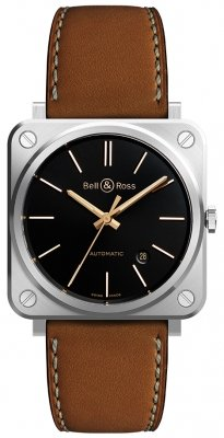 Bell & Ross BR S Automatic 39mm BRS92-ST-G-HE/SCA